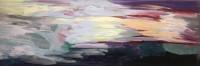 """""""GLORY"""", 18″ x 30″ acrylic on canvas"""